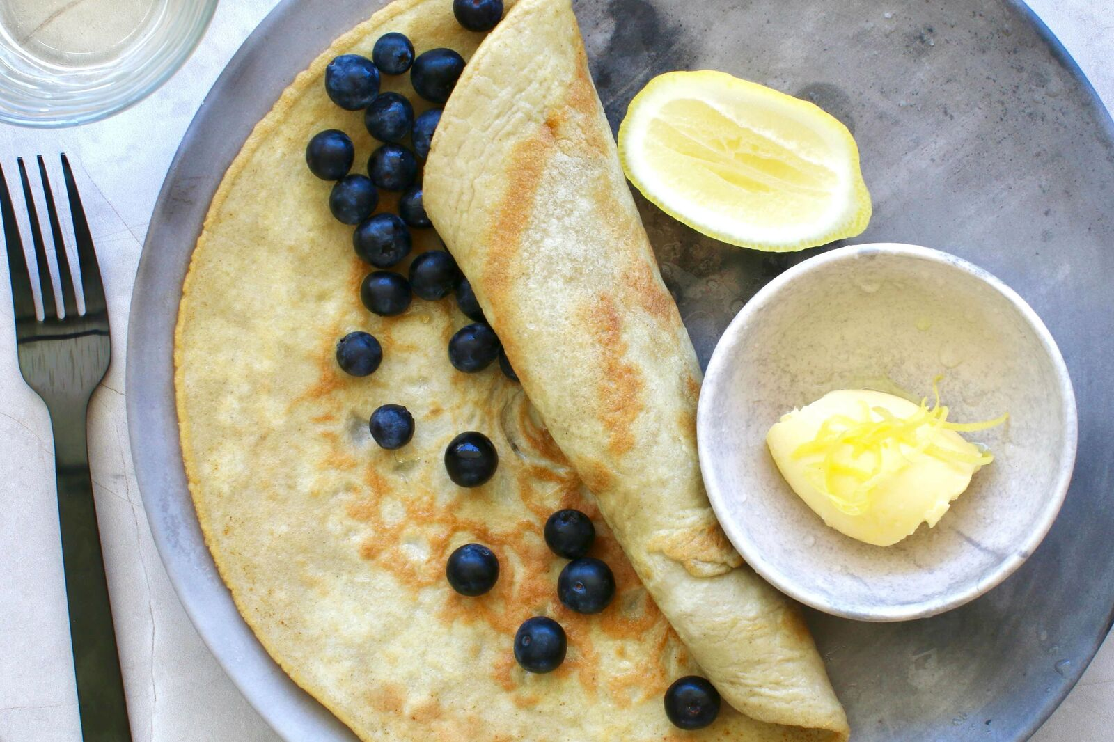 Low Carb Keto Crepes